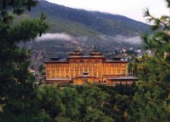 タージ タシ ブータン - ティンプー - 屋外の景色