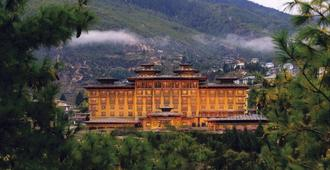 Taj Tashi - Thimphu - Outdoors view
