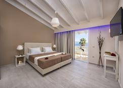 Onar Corfu Aparts & Studios - Ipsos - Bedroom