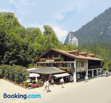 Hotel Alpenstuben - Schwangau - Building