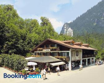 Hotel Alpenstuben - Швангау - Building