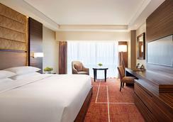Hyatt City of Dreams Manila - Parañaque - Schlafzimmer