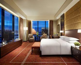 Hyatt City of Dreams Manila - Parañaque - Bedroom