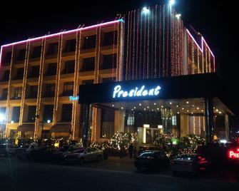 Hotel President - Jalandhar - Κτίριο