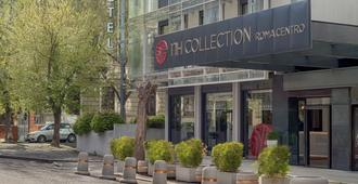NH Collection Roma Centro - Rome - Gebouw