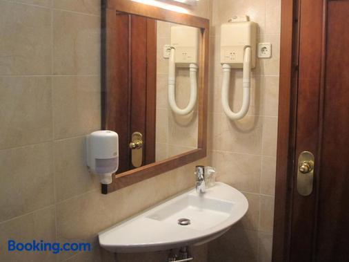 Hotel A Boira - Jaca - Bathroom