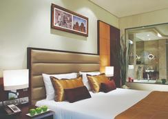 泰姬比甘姆比特薇薇安塔酒店 - 海德拉巴 - 海得拉巴 - 臥室