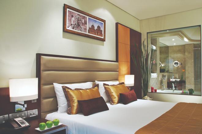 Vivanta Hyderabad, Begumpet - Hyderabad - Bedroom