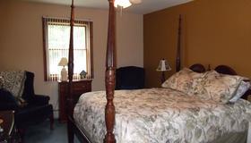 Bears Lair Inn - Stowe - Bedroom