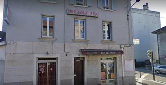 Hotel Le Tram - Grenoble - Gebäude