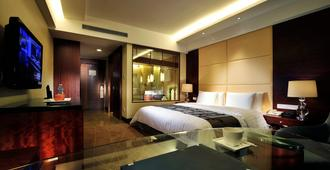Crowne Plaza Beijing International Airport - Peking - Makuuhuone