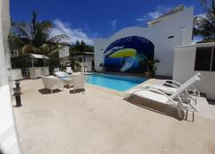 Sunpool Residence - Santa Fe - Piscina