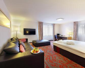 Hotel Garni Testa Grigia - Церматт - Спальня