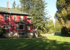Sasquatch Crossing Eco Lodge B&B - Agassiz - Building