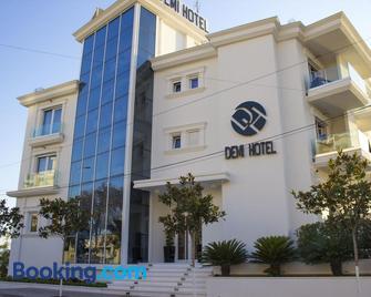 Demi Hotel - Santi Quaranta - Edificio