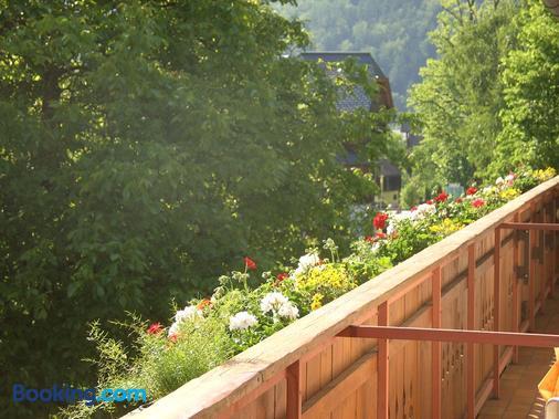 Haus Alpenrose - Obertraun - Balcony