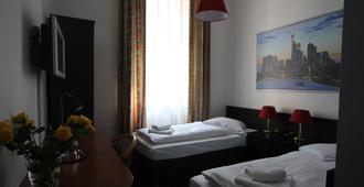 Hotel Carlton - Φρανκφούρτη - Κρεβατοκάμαρα
