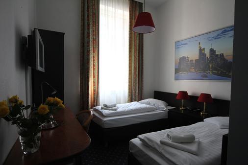 Hotel Carlton - Frankfurt am Main - Bedroom