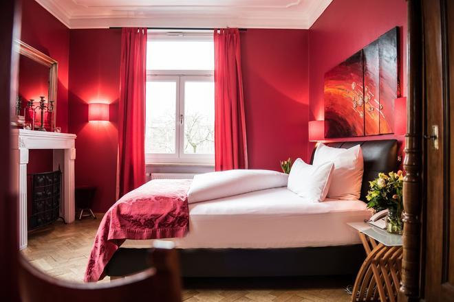 Ritzi 酒店 - 慕尼黑 - 慕尼黑 - 臥室