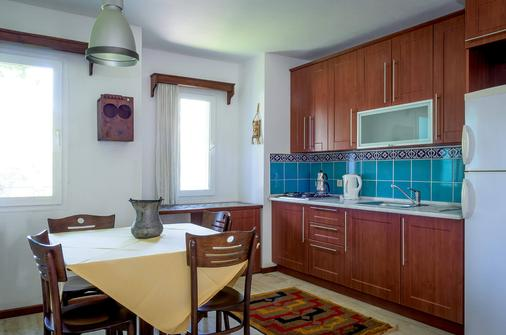 Marphe Hotel Suite & Villas - Datça - Kitchen