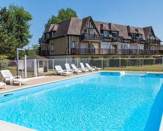 Résidence Green Panorama - Cabourg - Pool