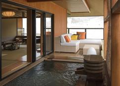 Aburaya Tosen - Yamanouchi - Living room
