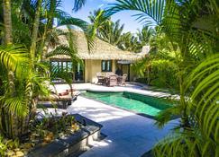 Te Manava Luxury Villas & Spa - Rarotonga - Pool
