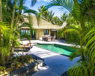 Te Manava Luxury Villas & Spa - Раротонга - Бассейн