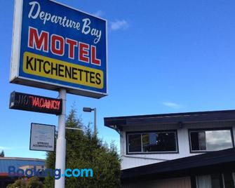 Departure Bay Motel - Nanaimo - Building