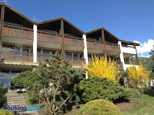 Hotel Tannerhof - Merano - Building