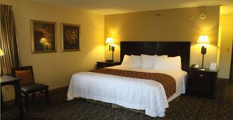 Valley Inn - Sioux Falls - Bedroom
