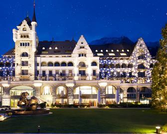 Park Hotel Vitznau - Vitznau - Building