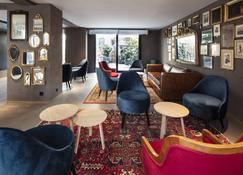 Hotel Lausanne by Fassbind - Лозанна - Лаундж