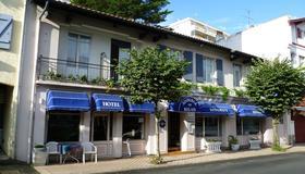 Hotel Txutxu-Mutxu - Biarritz - Bygning