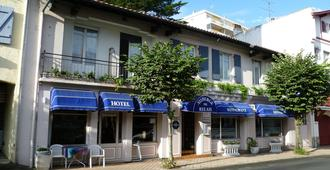 Hotel Txutxu-Mutxu - Biarritz - Rakennus