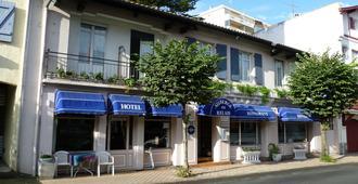 Hotel Txutxu-Mutxu - ביאריץ