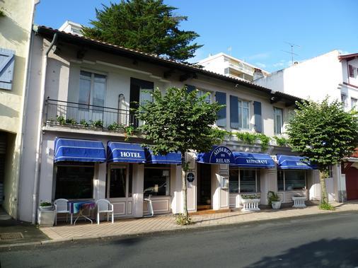 Hôtel Txutxu-Mutxu - Biarritz - Rakennus