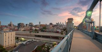 Wyndham Philadelphia Historic District - Philadelphia - Balkon