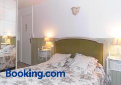 阿爾索酒店 - 巴約納 - 巴約訥 - 臥室