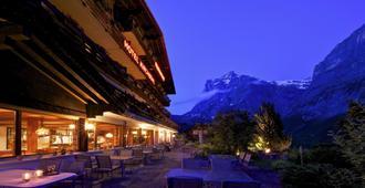 Hotel Kirchbuehl Superior - Grindelwald - Βεράντα