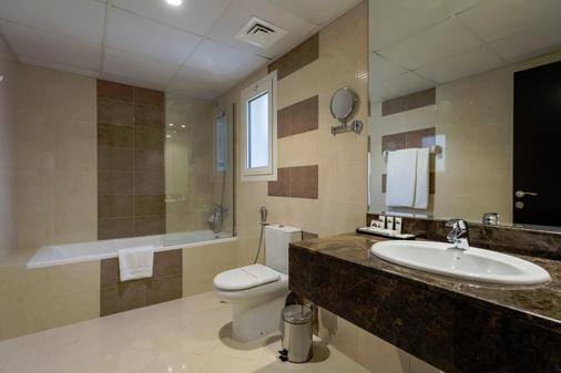 城市留念酒店式公寓 - 杜拜 - 杜拜 - 浴室