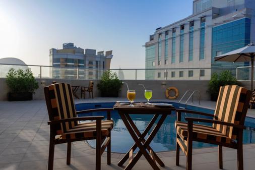 城市留念酒店式公寓 - 杜拜 - 杜拜 - 陽台