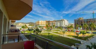 Residencia Universitaria Alfil - Malaga - Balcon