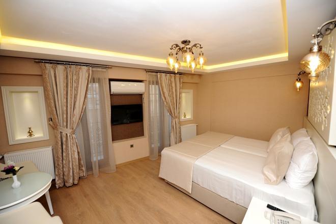 Rooms Inn Taxim - Istanbul - Makuuhuone