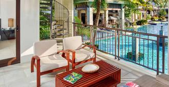 Pullman Port Douglas Sea Temple Resort And Spa - Port Douglas - Balcony