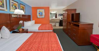 Flamingo Waterpark Resort - Kissimmee - Bedroom
