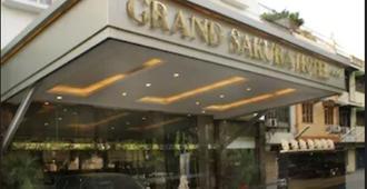 Grand Sakura Hotel - Medan - Gebäude