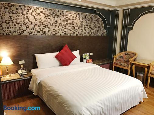 Fuchang Hotel - Taipei - Bedroom