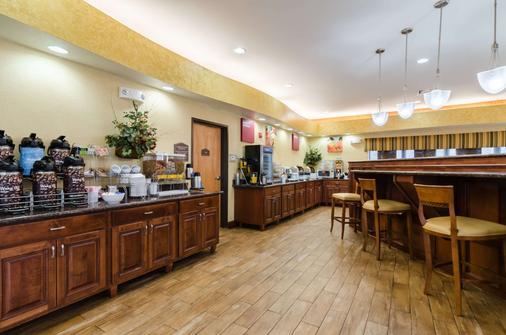 Comfort Suites - Salina - Buffet