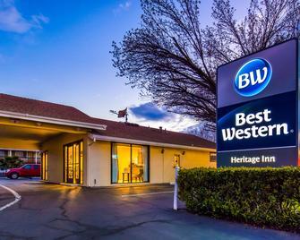 Best Western Heritage Inn - Vacaville - Building